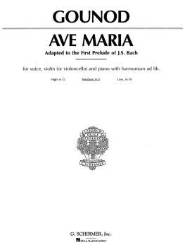 Ave Maria (Medium Voice) (HL-50272860)