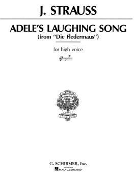 Adele's Laughing Song (Mein Herr Marquis) (from Die Fledermaus) (Sopra (HL-50280960)