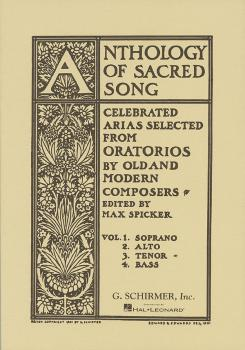 Anthology of Sacred Song - Volume 3 (Tenor) (HL-50325800)