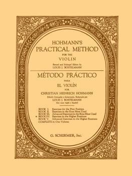 Practical Method for the Violin (Book 4) (HL-50326690)