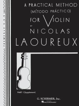 Practical Method - Part 1 (Supplement) (Violin Method) (HL-50326940)