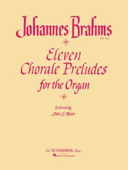 11 Chorale Preludes (Organ Solo) (HL-50328610)