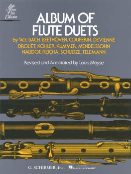 Album of Flute Duets (for Two Flutes) (HL-50330160)