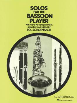 Solos for the Bassoon Player: Bassoon with Piano Accompaniment (HL-50330390)