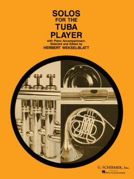 Solos for the Tuba Player: Tuba in C B.C. and Piano (HL-50330510)