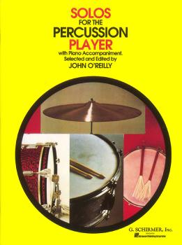 Solos for the Percussion Player (HL-50332090)