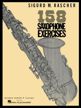 158 Saxophone Exercises (Saxophone Method) (HL-50332850)