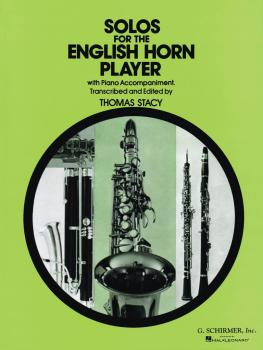 Solos for the English Horn Player: English Horn and Piano (HL-50333080)