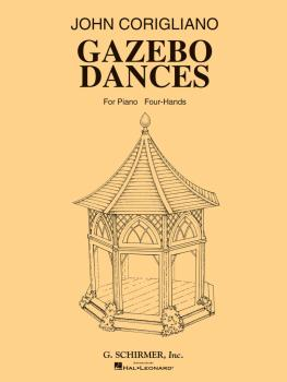 Gazebo Dances (Piano Duet) (HL-50336630)