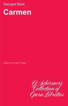 Carmen (Libretto) (HL-50340070)