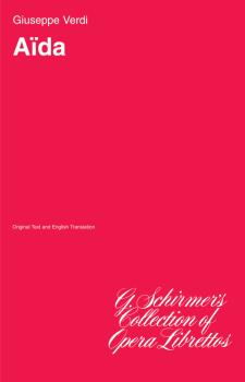 Aïda (Libretto) (HL-50340210)
