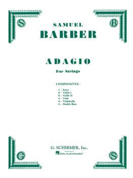 Adagio for Strings, Op. 11 (Original Edition) (HL-50341430)