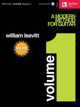 A Modern Method for Guitar - Volume 1 (HL-50449404)