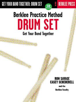 Berklee Practice Method: Drum Set (HL-50449429)