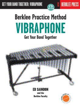 Berklee Practice Method: Vibraphone (HL-50449436)