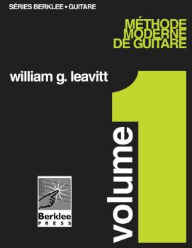 Modern Method for Guitar, Vol 1. - French Edition, Book Only (HL-50449466)