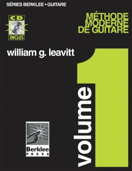 Modern Method for Guitar, Vol 1. - French Edition, Book/CD Pack (HL-50449467)