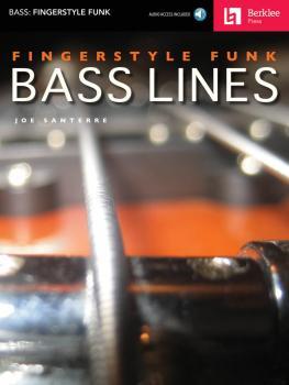 Fingerstyle Funk Bass Lines (HL-50449542)