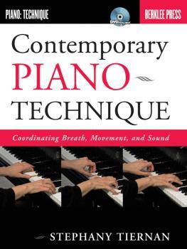Contemporary Piano Technique: Coordinating Breath, Movement, and Sound (HL-50449545)