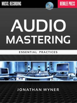 Audio Mastering - Essential Practices (HL-50449581)