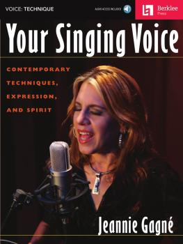 Your Singing Voice: Contemporary Techniques, Expression, and Spirit (HL-50449619)