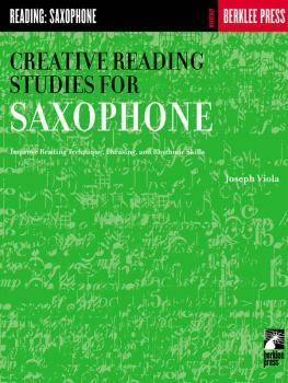 Creative Reading Studies for Saxophone (HL-50449870)