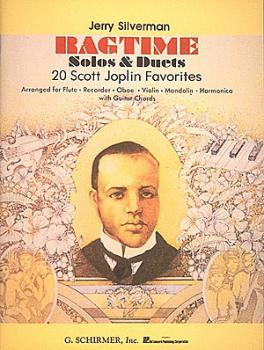 Ragtime Solos and Duets (C Instruments) (HL-50462620)