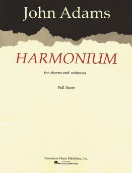Harmonium (Full Score) (HL-50480015)