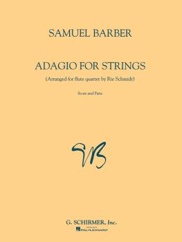 Adagio for Strings (Score and Parts) (HL-50481502)