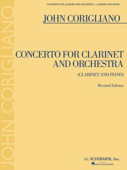Clarinet Concerto (Score and Parts) (HL-50481950)