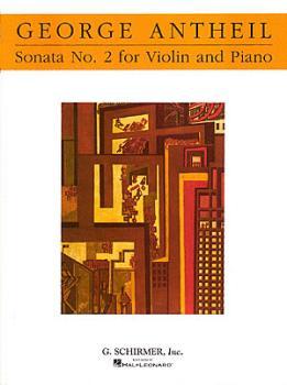 Violin Sonata No. 2 (Violin and Piano) (HL-50482588)