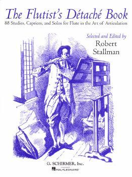 The Flutist's Detache Book (Flute and Piano) (HL-50482982)