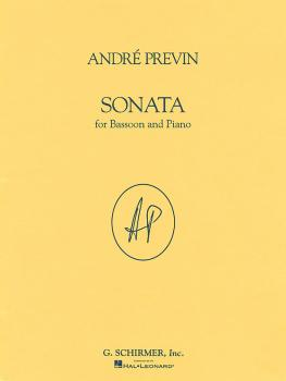 Sonata: Bassoon with Piano Accompaniment (HL-50483337)
