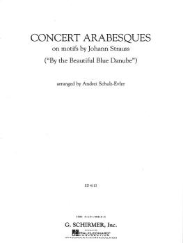 Concert Arabesques (Piano Solo) (HL-50483612)