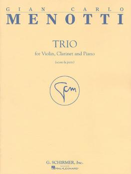 Trio: Score and Parts for Violin, Clarinet and Piano (HL-50483648)