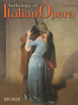 Anthology of Italian Opera (Tenor) (HL-50484602)