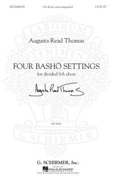 Four Basho Settings (HL-50484938)