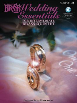 The Canadian Brass Wedding Essentials: Conductor Edition with Online R (HL-50485317)