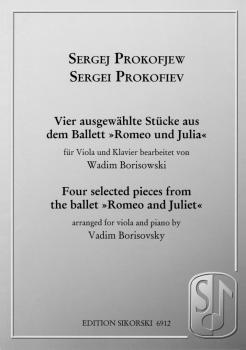 Sergei Prokofiev - Four Selected Pieces from the Ballet Romeo and Juli (HL-50485653)