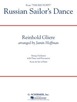 Russian Sailor's Dance: Edition for String Orchestra (HL-50485718)