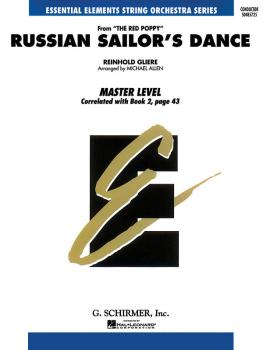 Russian Sailor's Dance - Ee String Series (master) - Score Only (HL-50485725)