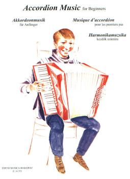 Accordion Music for Beginners (HL-50485780)