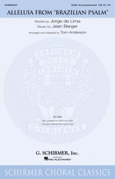 Alleluia (from Brazilian Psalm) (HL-50485935)
