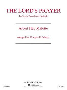 The Lord's Prayer: 2-3 Octaves of Handbells (HL-50488973)