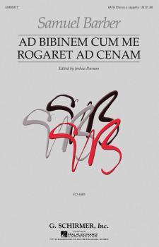 Ad Bibinem Cum Me Rogaret Ad Cenam (First Edition) (HL-50490472)
