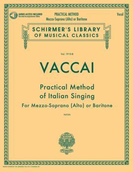 Practical Method of Italian Singing: Mezzo-Soprano Alto or Baritone, B (HL-50498714)