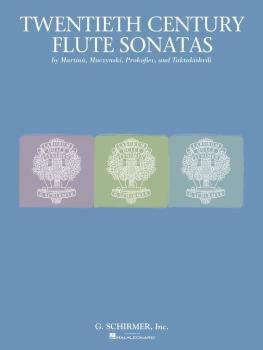 Twentieth Century Flute Sonata Collection (HL-50498733)