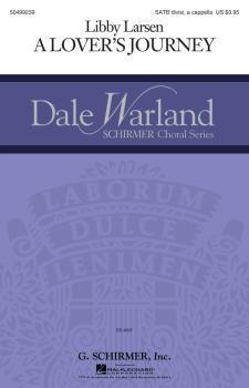 A Lover's Journey: Dale Warland Choral Series (HL-50499239)
