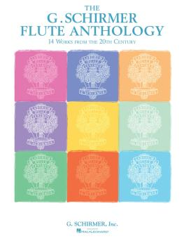 The G. Schirmer Flute Anthology: 14 Works from the 20th Century (HL-50499531)