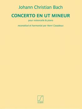 Concerto en ut mineur (for Cello and Piano) (HL-50499824)